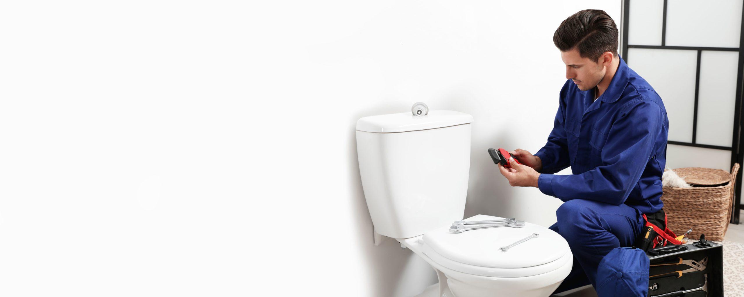 Dépannage et installation WC